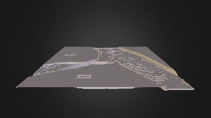 SS 3D Map (Color) 3D Model