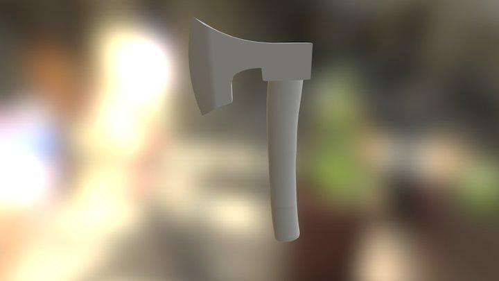 Medium Prop Model Complete 3D Model