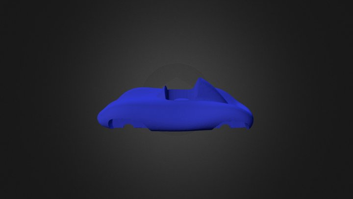 DF Buddyracer Lemans 3D Model