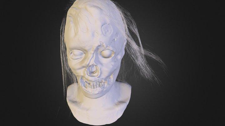 Zombie-decimated 3D Model