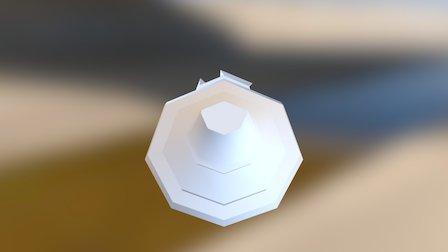 Chess Piece B 3D Model