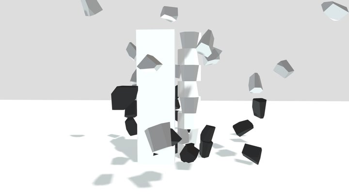 Scutoid Series 3D Model
