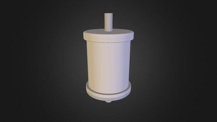 Parker Stone2 3D Model