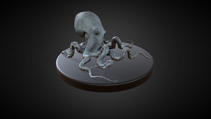 La piovra 3D Model