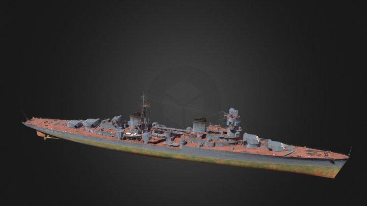 Lazo 3D Model