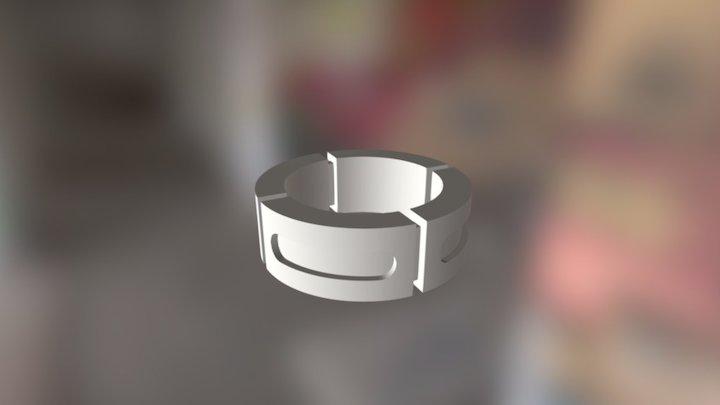 браслет 3D Model