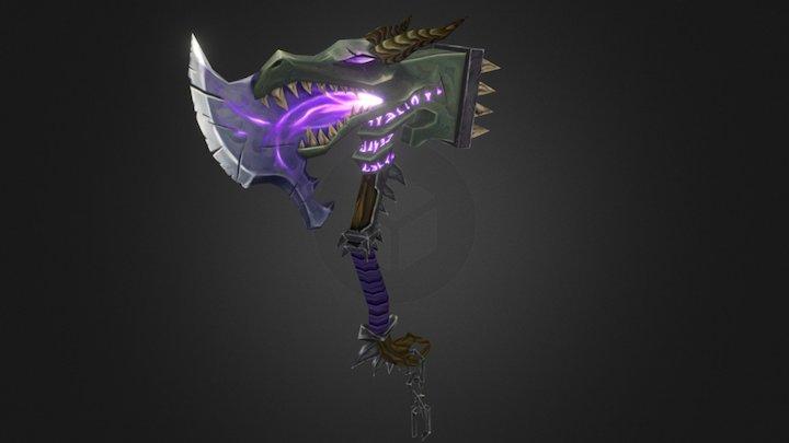 Oblivion, Conqueror of Torment 3D Model