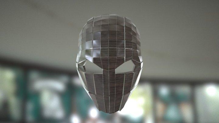 the mask 3D Model