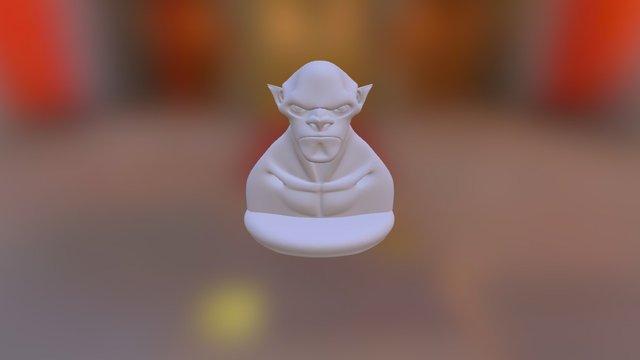 ZogZog 3D Model