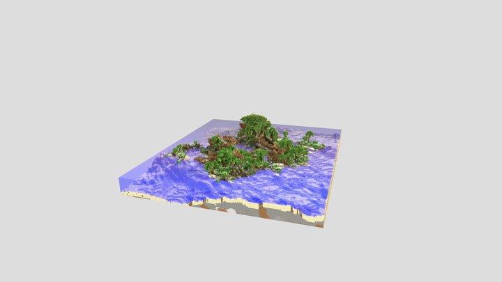 The_Five_Treasures 3D Model