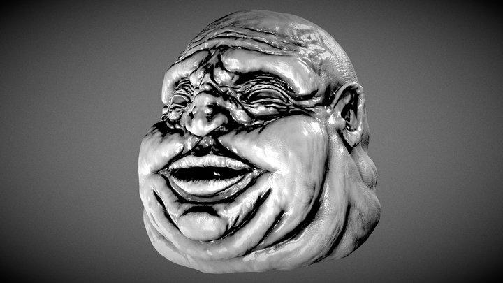 LAFFING 3D Model