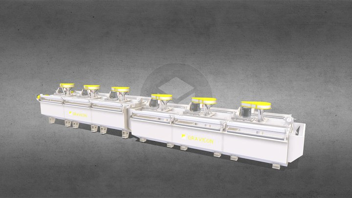 МФУ-12 3D Model