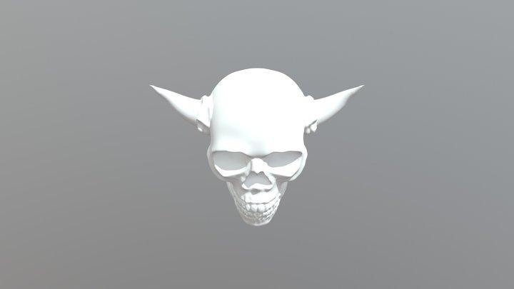 Doom lost soul 3D Model
