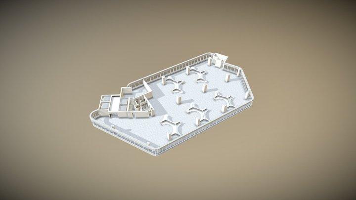 Level 15 Test 3D Model