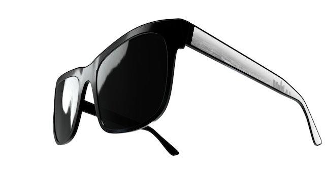 Oculos 3D OUTSIDE PRINT braço esquerdo e direito 3D Model