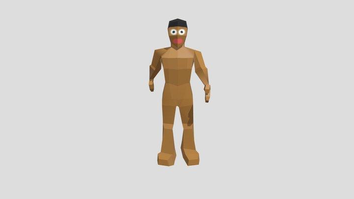Joni 3D Model