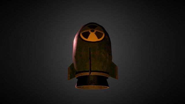 Bomb SGP Challenge #30 3D Model