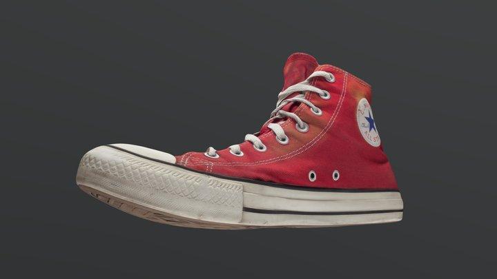 Converse — FREE 3D Model