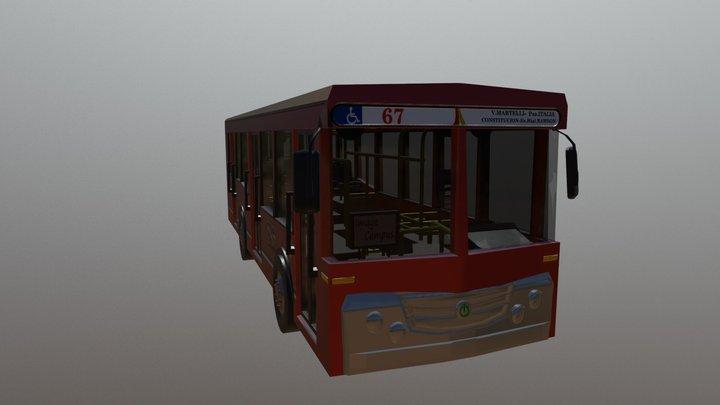 Colectivo - Final 3D Model