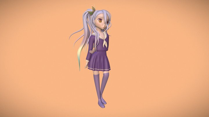 Shiro 3D Model