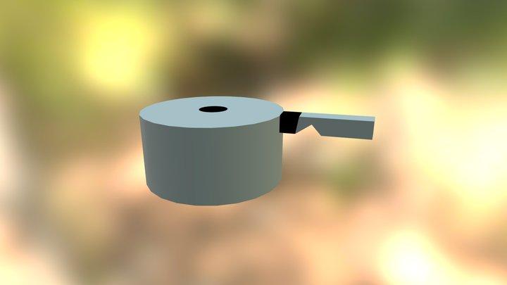 Artefacto 3D Model