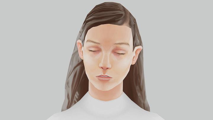 B Kloss 3D Model