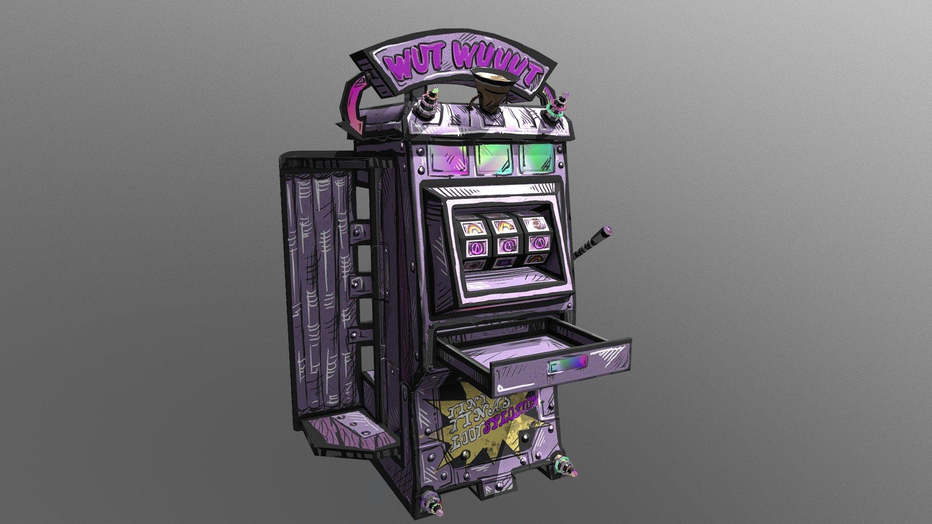 Tiny Tina Slot Machines.