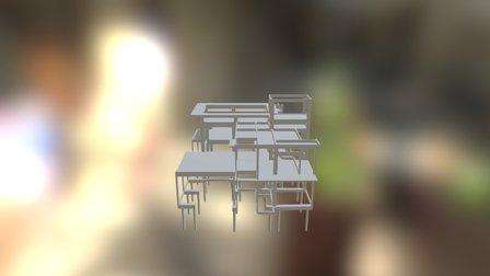 Residência Colorado 3D Model