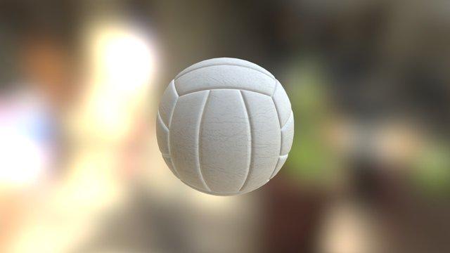 Valley Ball 3D Model