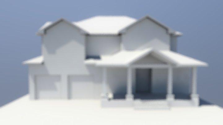 Edenhurst 3D Model