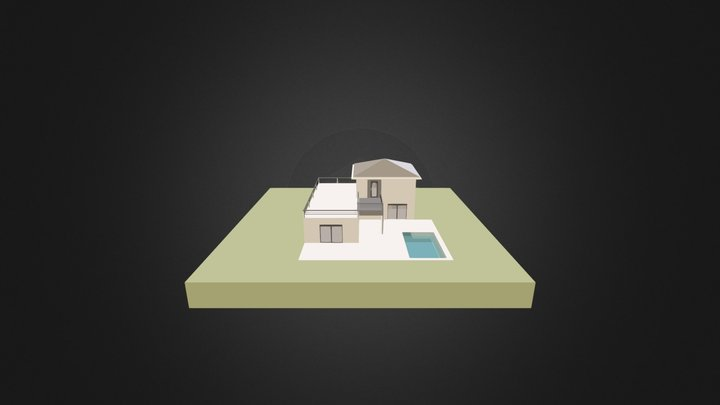 E NOVATION8 3D Model
