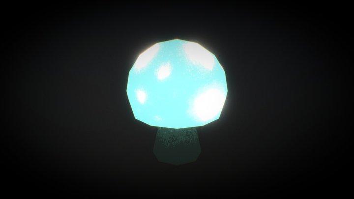 Mushroom_3 3D Model