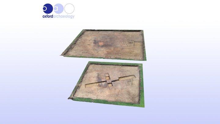 Ramsey Abbey Clamp Kiln 3D Model