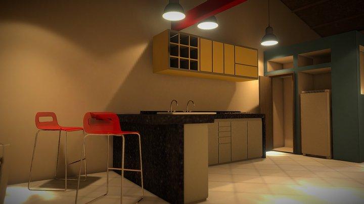 apto_1 3D Model