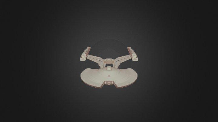 Akyazi Class Refit B Destroyer 3D Model