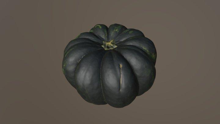 Pumpkin (VCU_3D_4682) 3D Model