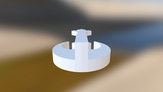 The Rabels Hook 3D Model