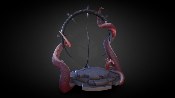 Hellion set 3D Model