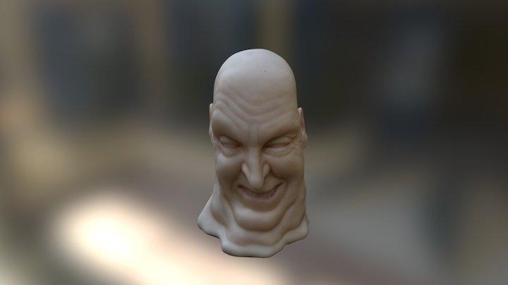 Christophe 3D Model