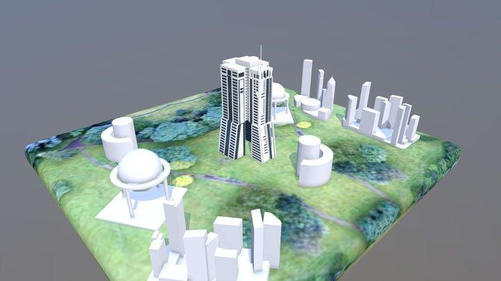 Uplode 3D Model