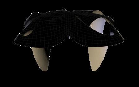 rose_pavilion.obj 3D Model