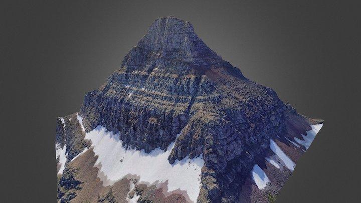 Reynolds Mountain 3D Model