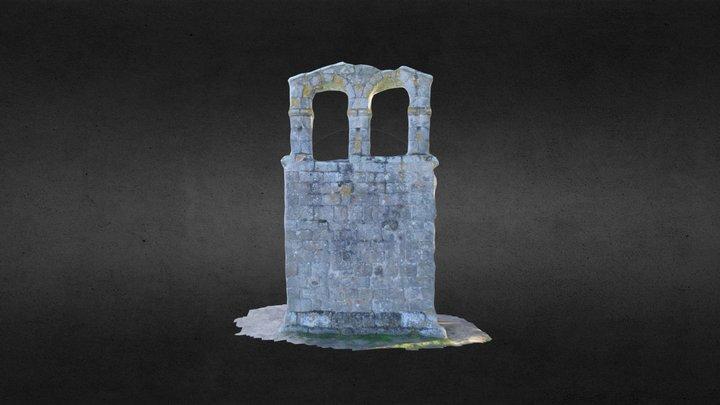 Torre de Cálago 3D Model