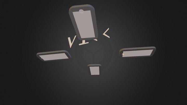 Omg 3D Model
