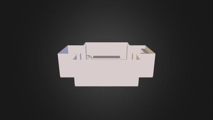 Fantasy environment 3D Model
