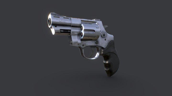 EAA Windicator .357 Magnum 3D Model