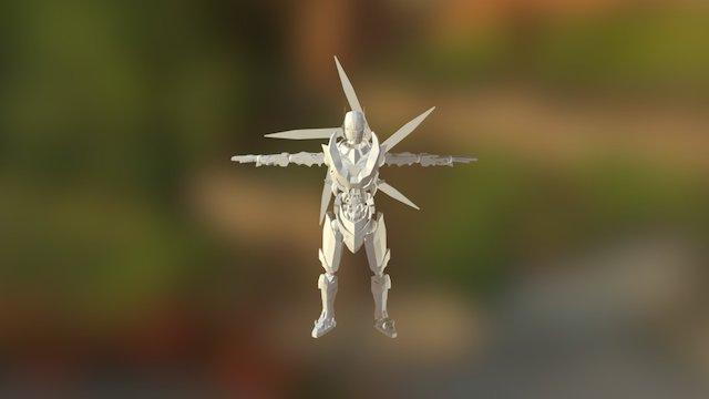 VFX130 5906368 Final Project 3D Model