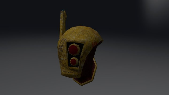 Tau Head 3D Model