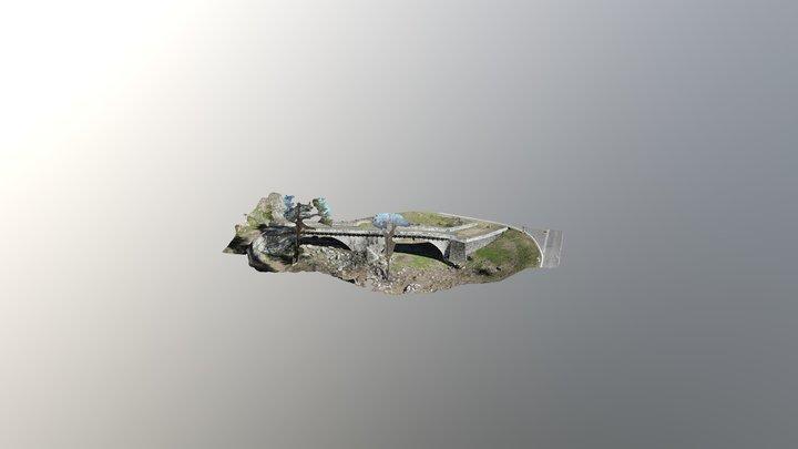 Pont Del Ram 2019 3D Model