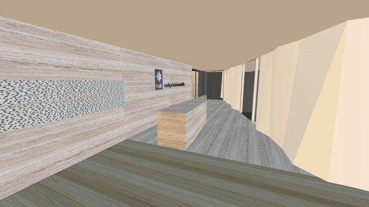 NAB2 3D Model